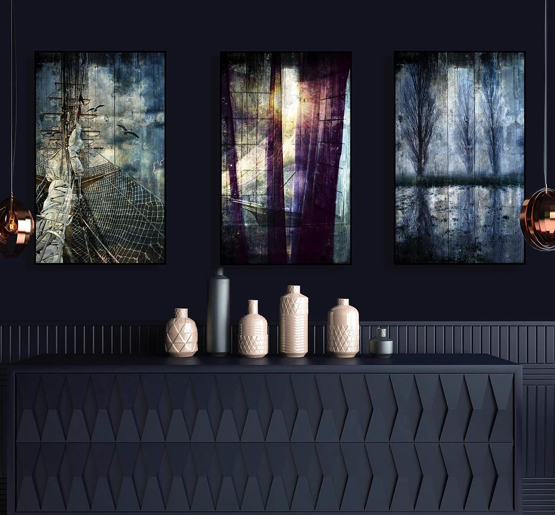La Aurelia Exposeert Fine Art in ETC Design Center