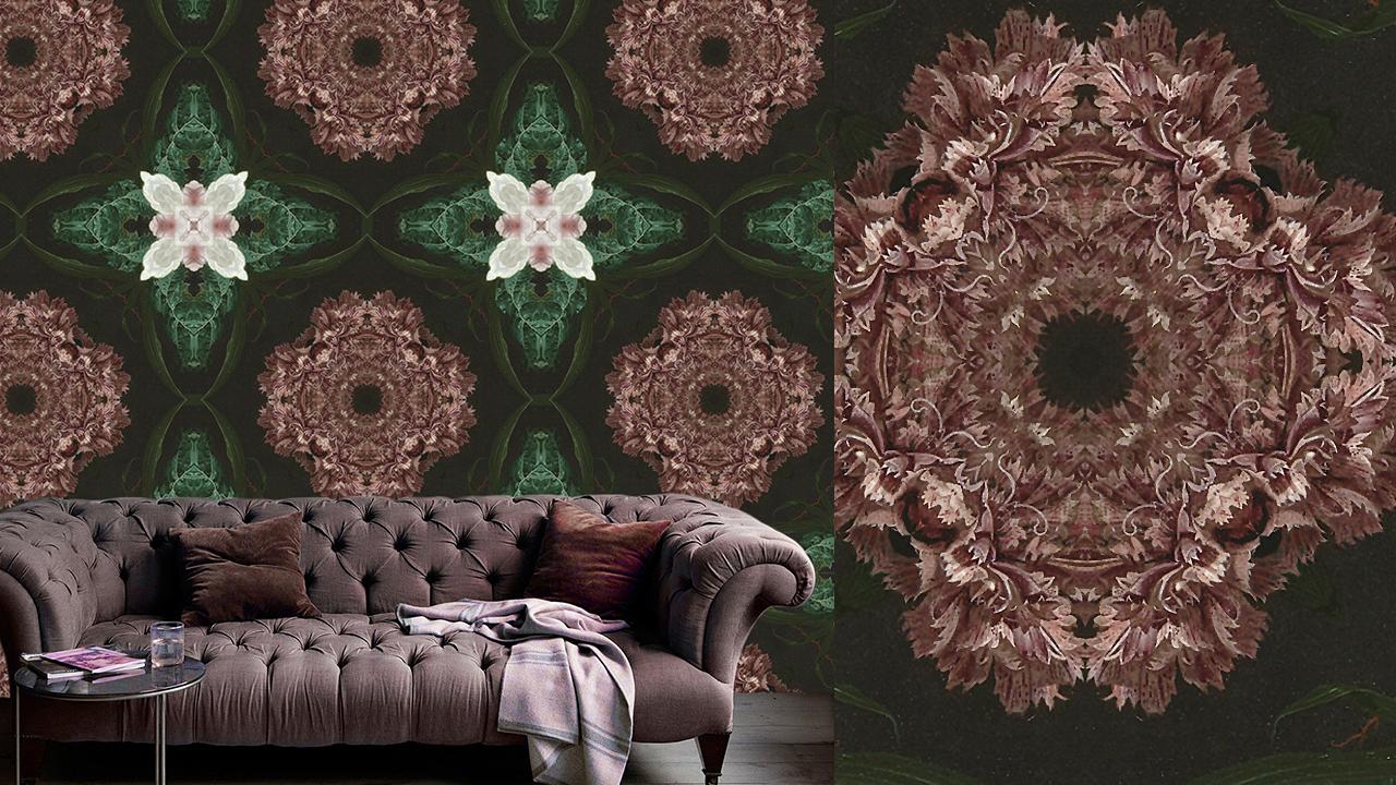 Release Wallpaper Collectie Boutique Mood by La Aurelia Design