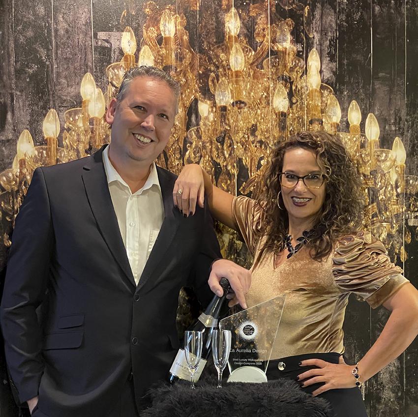 La Aurelia Design wins Global Hospitality Awards 2020!