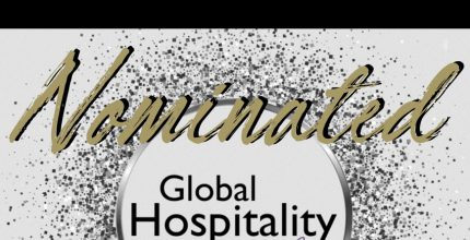 La Aurelia Nominated for Global Hospitality Awards 2020: Best Luxury Wallcovering Design Company!